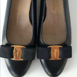 Vintage Salvatore Ferragamo Women's Shoes Sz 6 1/2